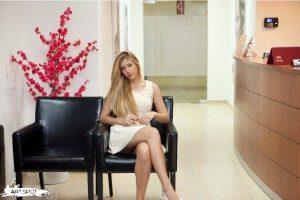בתואר מיס באר שבע והנגב זכתה – ויקטוריה גוליצין