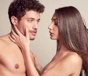הסרת שיער בפנים בפרופורציה