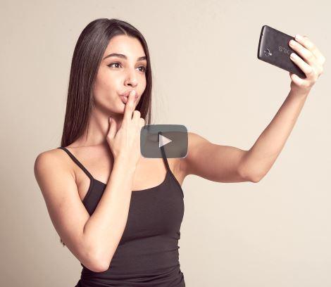 כתבת וידאו - עיבוי שפתיים