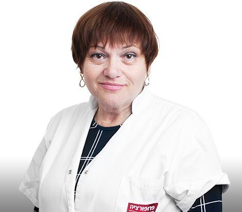 """ד""""ר אירינה קובלב פרופורציה"""