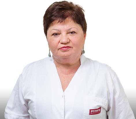 """ד""""ר גלינה פלדמן, פרופורציה"""
