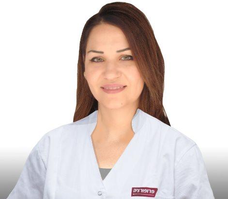 """ד""""ר ראניה אלחטיב פרופורציה"""